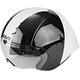 Kask Mistral casco per bici bianco/nero